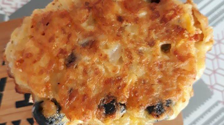 Placuszki o smaku pizzy